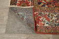 Pre-1900 Vegetable Dye Sultanabad Persian Area Rug 10x13 image 7