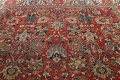 Pre-1900 Vegetable Dye Sultanabad Persian Area Rug 10x13 image 13