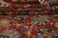 Pre-1900 Vegetable Dye Sultanabad Persian Area Rug 10x13 image 19