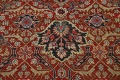 Pre-1900 Antique Sultanabad Persian Area Rug 11x13 Large image 11