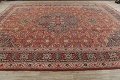 Pre-1900 Antique Sultanabad Persian Area Rug 11x13 Large image 15