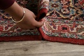 Pre-1900 Antique Sultanabad Persian Area Rug 11x13 Large image 19