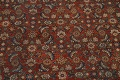 Pre-1900 Vegetable Dye Sultanabad Persian Area Rug 9x11 image 4