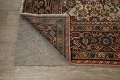 Pre-1900 Vegetable Dye Sultanabad Persian Area Rug 9x11 image 7