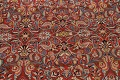 Antique Vegetable Dye Sultanabad Persian Area Rug 10x14 image 4