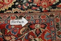 Antique Vegetable Dye Sultanabad Persian Area Rug 10x14 image 15