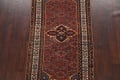 Pre-1900 Antique Vegetable Dye Malayer Persian Area Rug 4x7 image 3