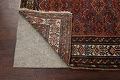 Pre-1900 Antique Vegetable Dye Malayer Persian Area Rug 4x7 image 7
