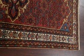 Pre-1900 Antique Vegetable Dye Malayer Persian Area Rug 4x7 image 13