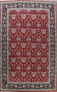 Large Floral Aubusson Oriental Area Rug 12x18