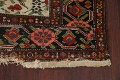 Pre-1900 Antique Vegetable Dye Malayer Persian Runner Rug 3x16 image 5
