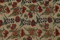 Pre-1900 Antique Vegetable Dye Malayer Persian Runner Rug 3x16 image 10