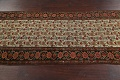 Pre-1900 Antique Vegetable Dye Malayer Persian Runner Rug 3x16 image 13