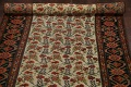 Pre-1900 Antique Vegetable Dye Malayer Persian Runner Rug 3x16 image 15