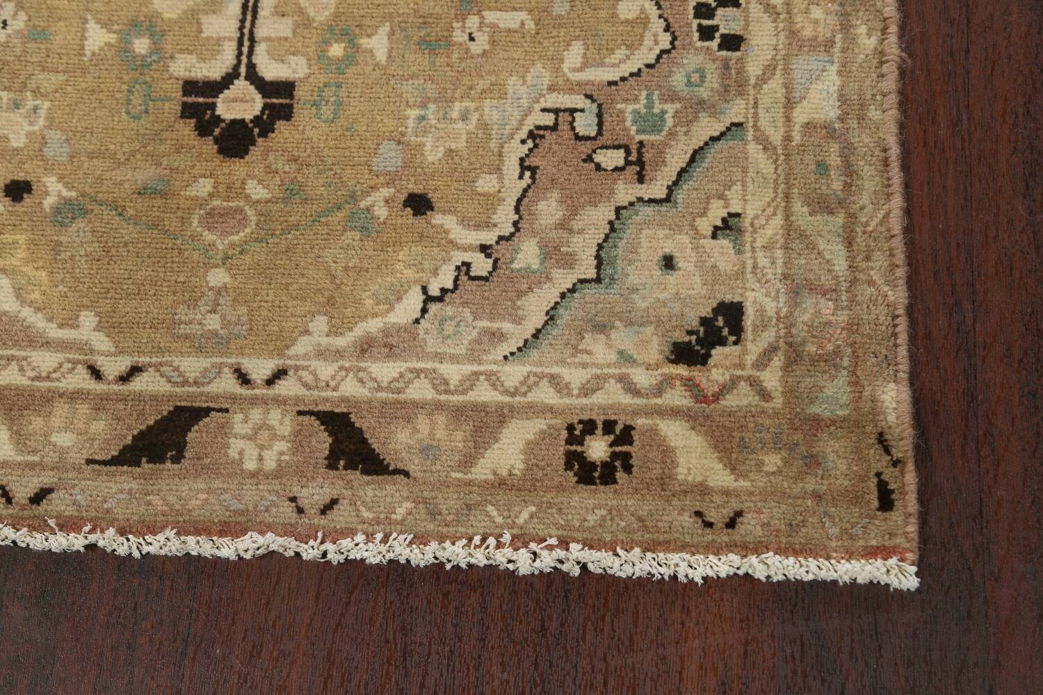 Animal Pictorial Malayer Persian Runner Rug 3x12 image 5