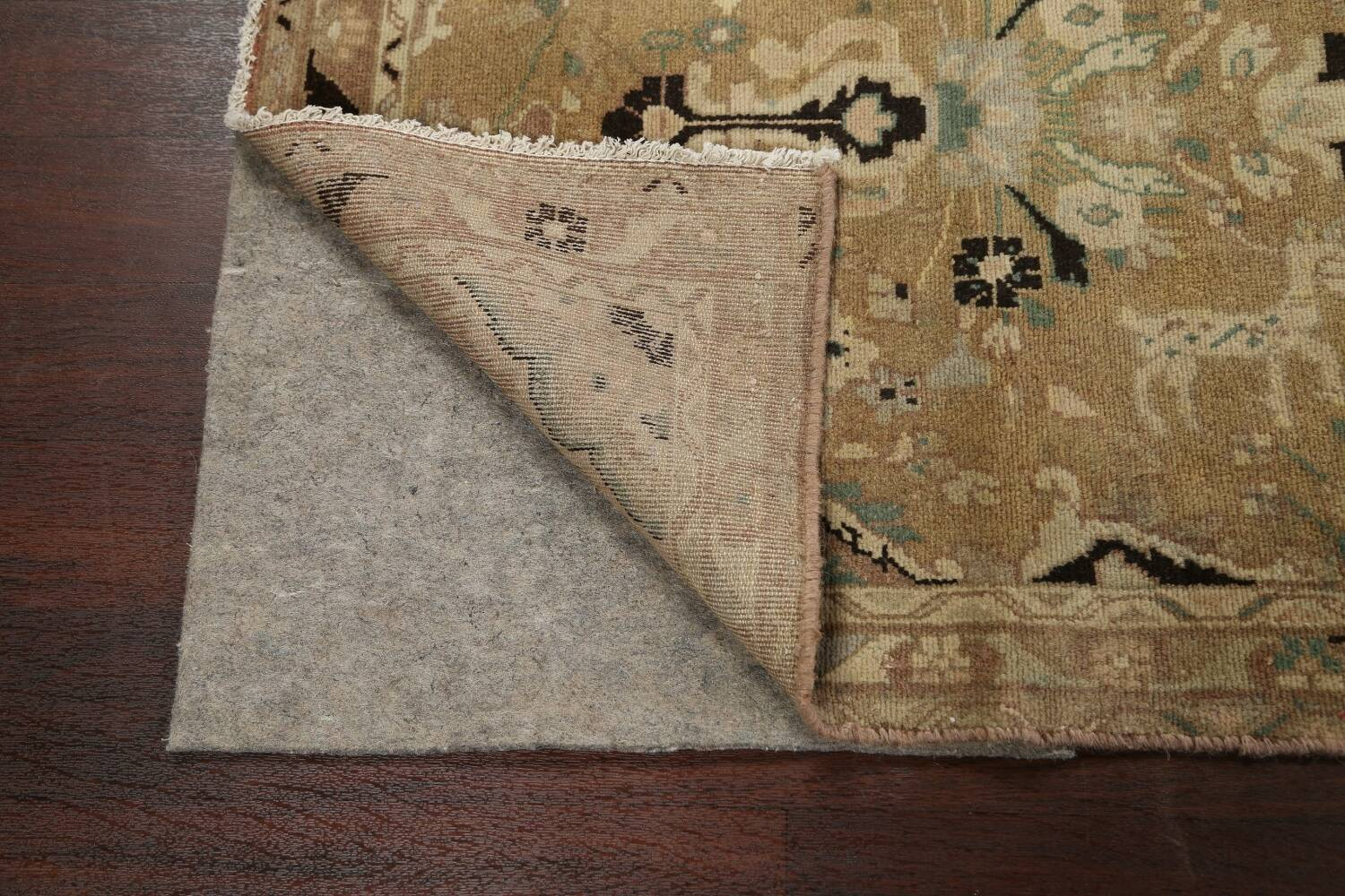 Animal Pictorial Malayer Persian Runner Rug 3x12 image 7