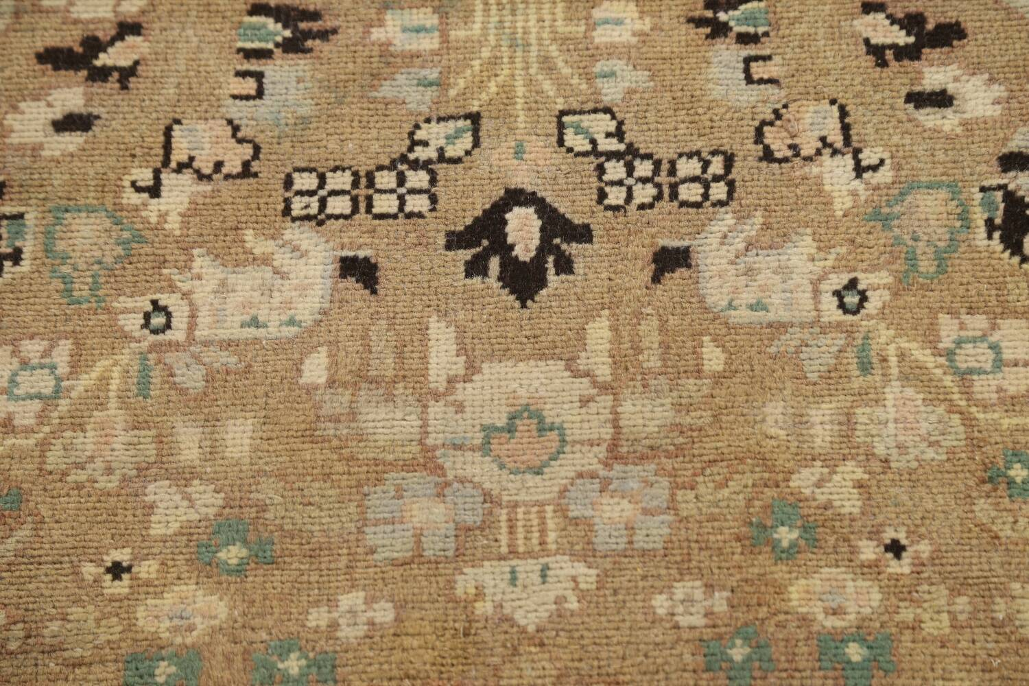 Animal Pictorial Malayer Persian Runner Rug 3x12 image 10