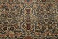 Pre-1900 Antique Vegetable Dye Sultanabad Persian Area Rug 10x13 image 4