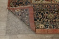 Pre-1900 Antique Vegetable Dye Sultanabad Persian Area Rug 10x13 image 7