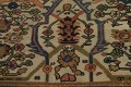 Pre-1900 Antique Vegetable Dye Sultanabad Persian Area Rug 10x13 image 10