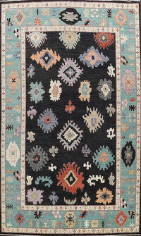 Vegetable Dye Oushak Oriental Area Rug 10x14