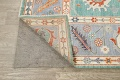 All-Over Oushak Oriental Area Rug 9x12 image 7