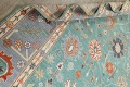 All-Over Oushak Oriental Area Rug 9x12 image 17