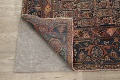 Pre-1900 Antique Tribal Malayer Persian Area Rug 4x6 image 7