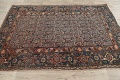 Pre-1900 Antique Tribal Malayer Persian Area Rug 4x6 image 12