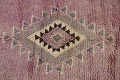 Antique South-western Moroccan Oriental Runner Rug 5x12 image 10