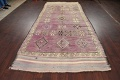 Antique South-western Moroccan Oriental Runner Rug 5x12 image 13