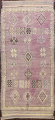 Antique South-western Moroccan Oriental Runner Rug 5x12 image 1