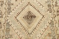 Antique Tribal Moroccan Oriental Area Rug 7x11 image 4