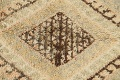 Antique Tribal Moroccan Oriental Area Rug 7x11 image 9