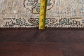 Muted Distressed Tabriz Persian Area Rug 7x9 image 19