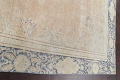 Muted Distressed Kerman Persian Area Rug 8x12 image 13