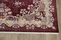 Floral Aubusson Oriental Area Rug 10x13 image 6