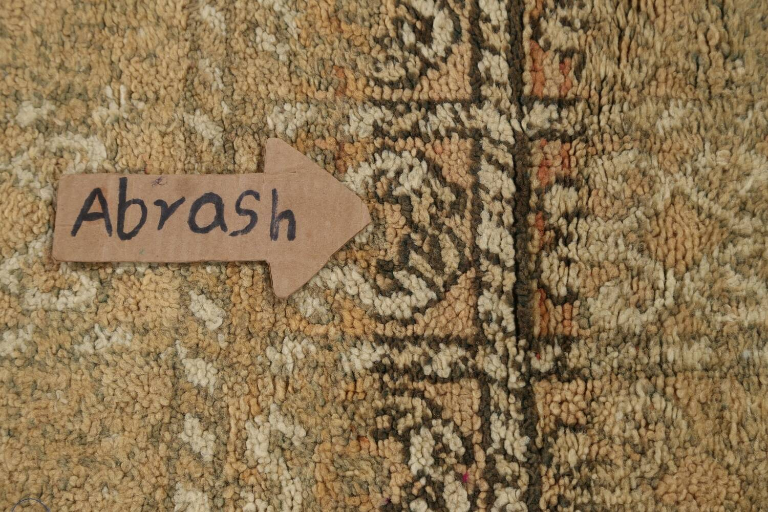 All-Over Tribal Moroccan Oriental Area Rug 7x9 image 10