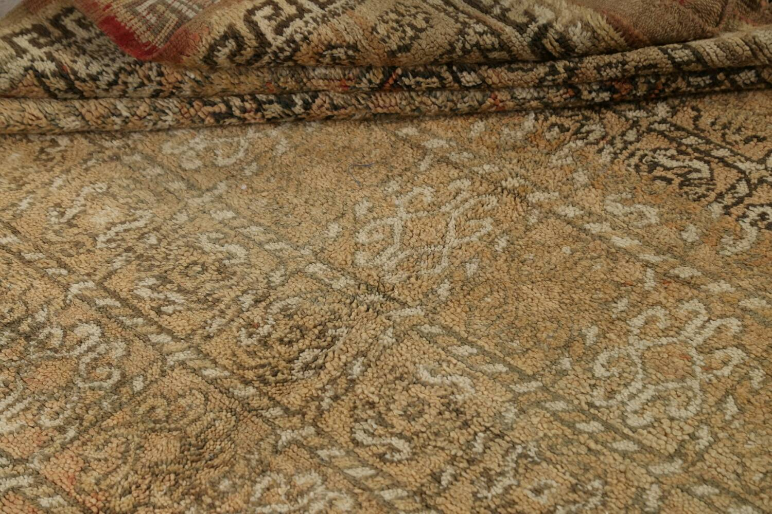 All-Over Tribal Moroccan Oriental Area Rug 7x9 image 19