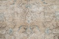Muted Floral Tabriz Persian Area Rug 10x11 image 11