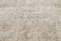 Muted Floral Tabriz Persian Area Rug 10x11 image 12
