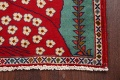 Pictorial Kashmar Persian Area Rug 2x2 Square image 4