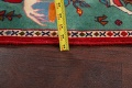 Pictorial Kashmar Persian Area Rug 2x2 Square image 10