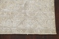Muted Distressed Tabriz Persian Area Rug 8x12 image 5