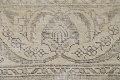Muted Distressed Tabriz Persian Area Rug 8x12 image 9