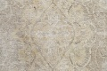 Muted Distressed Tabriz Persian Area Rug 8x12 image 12