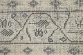 Muted Distressed Botemir Persian Area Rug 7x10 image 9
