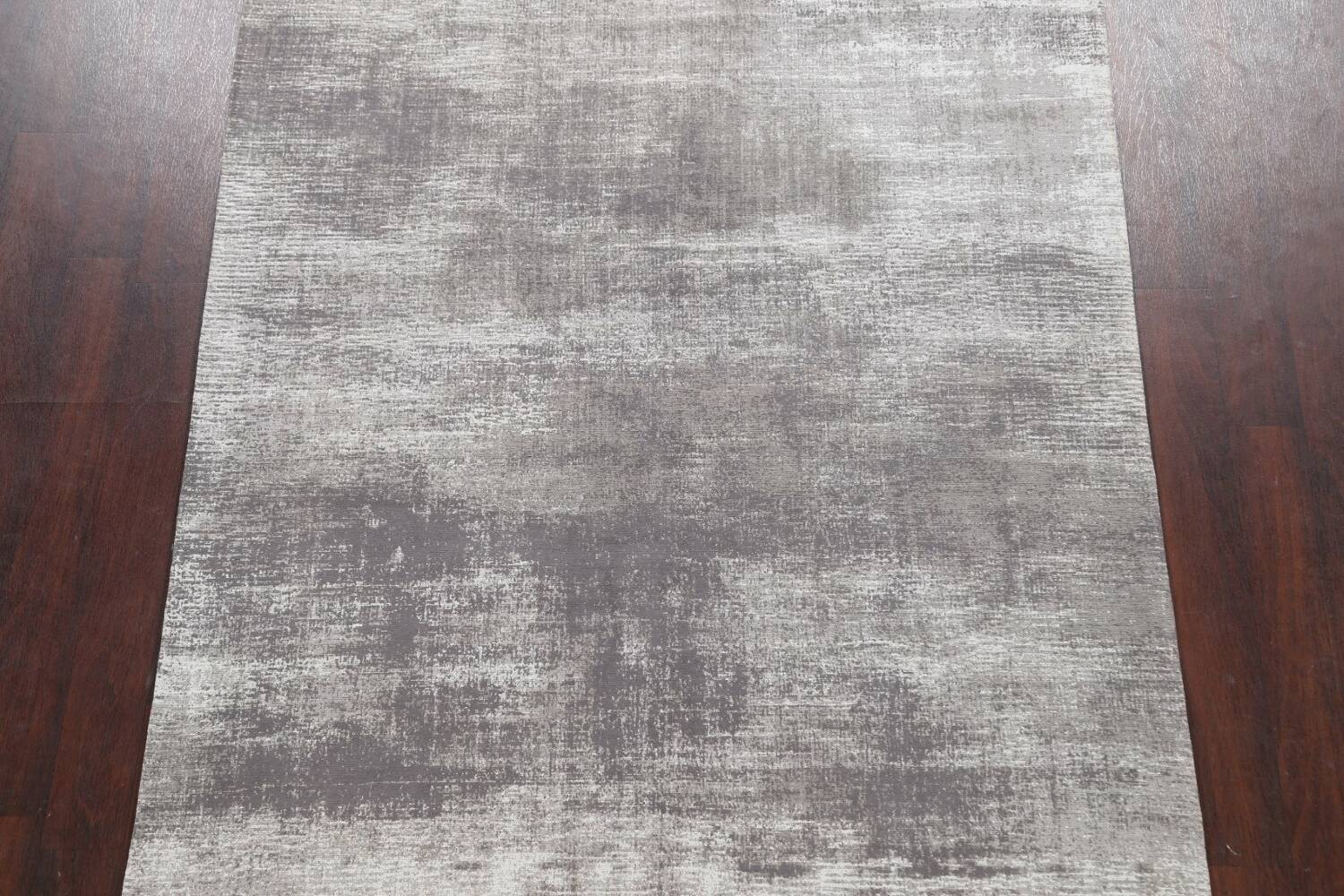 Abstract Modern Oriental Area Rug 5x8 image 3