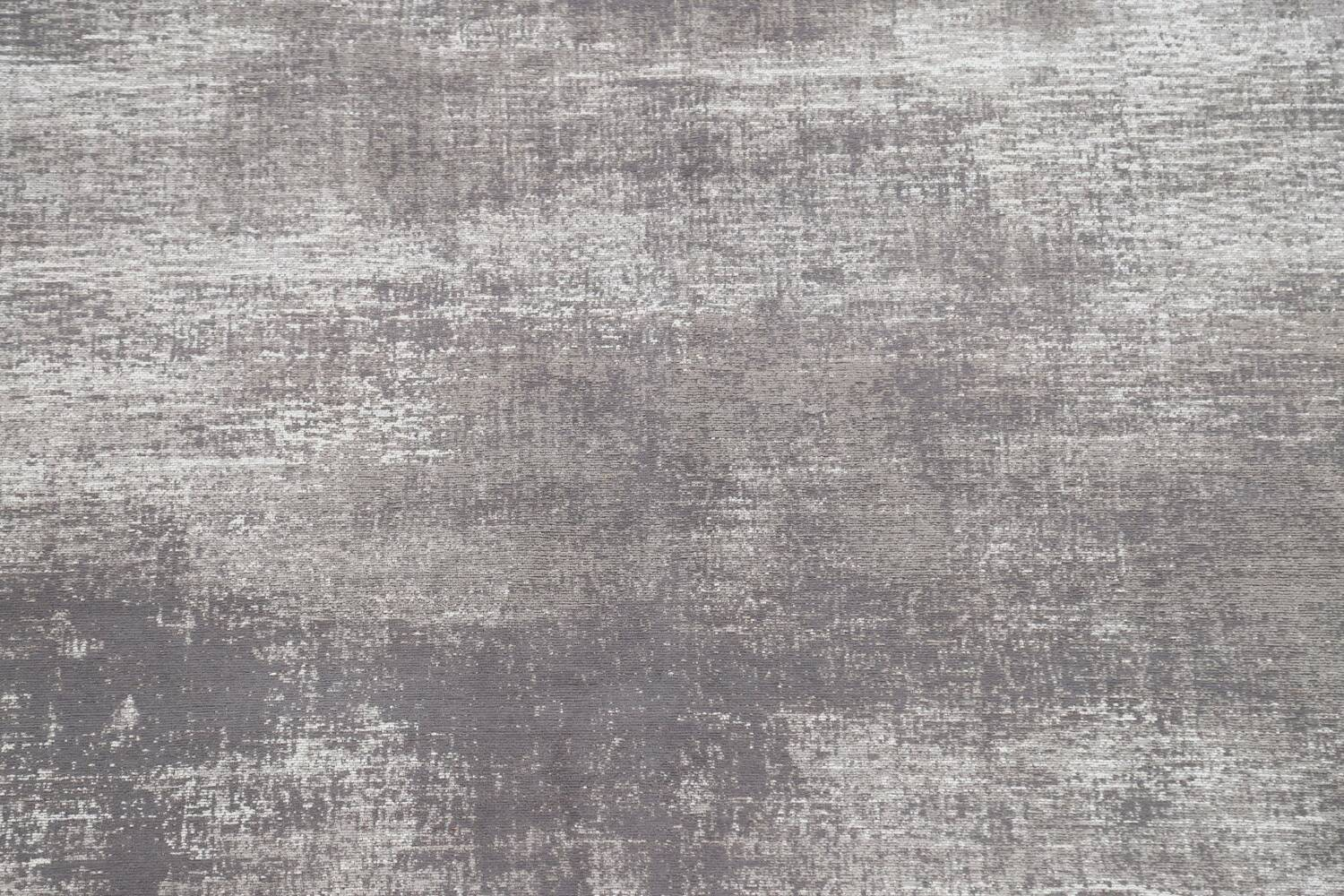 Abstract Modern Oriental Area Rug 5x8 image 4