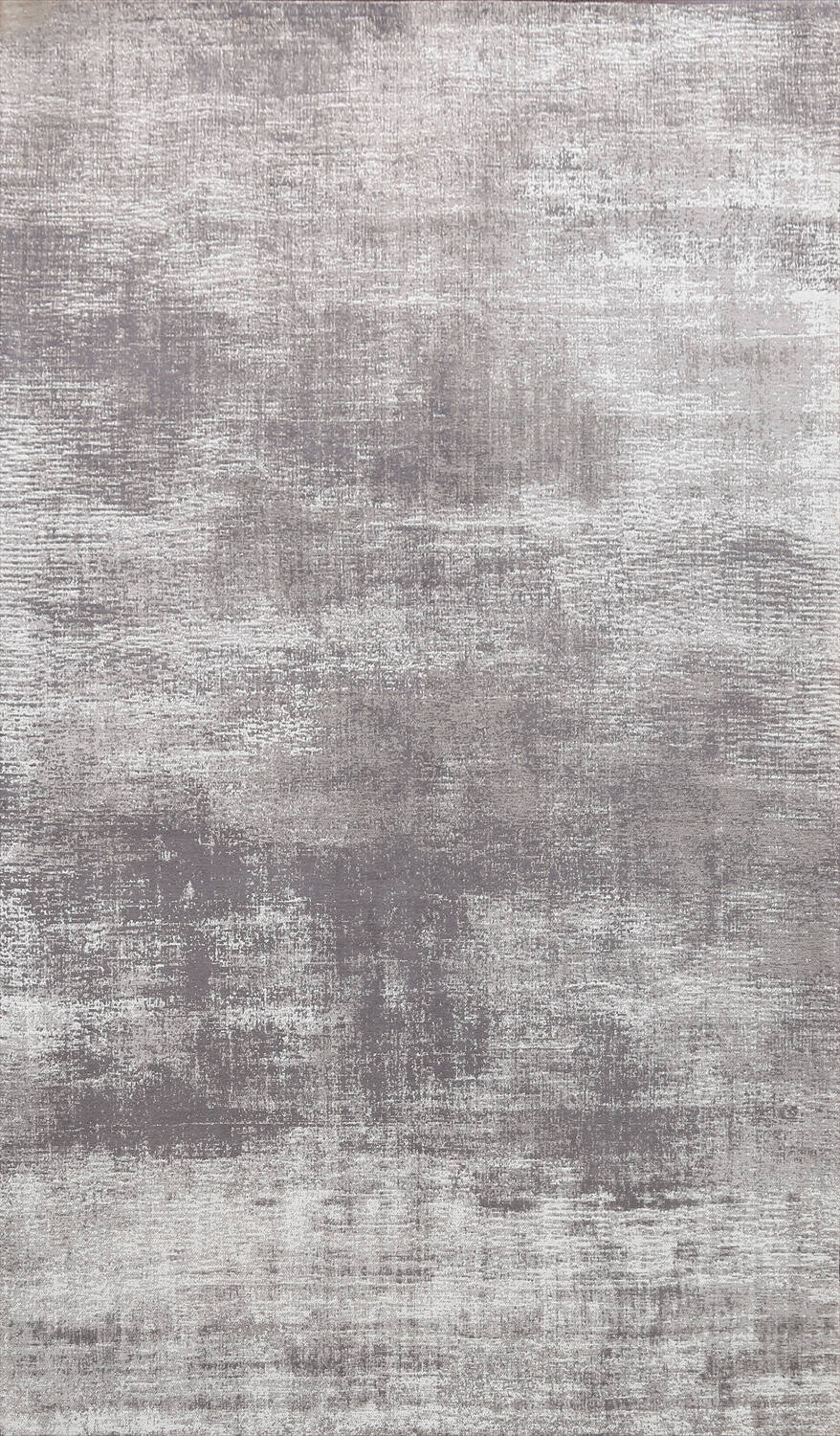 Abstract Modern Oriental Area Rug 5x8 image 1